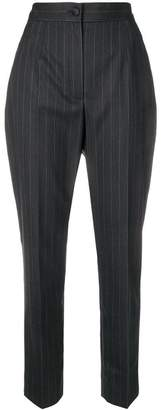 Dolce & Gabbana classic pinstriped trousers