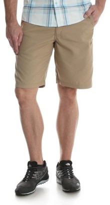 Wrangler Men's Outdoor Performance Side Elastic Utility Short