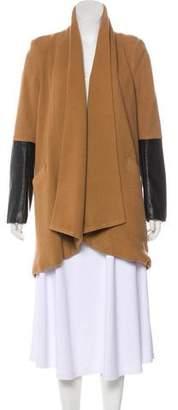 Mason Short Wool Coat