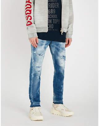 DSQUARED2 Kenny distressed slim-fit skinny jeans