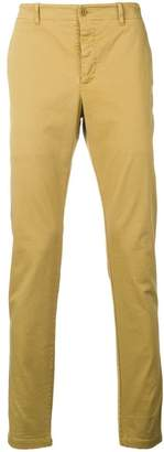 YMC slim fit trousers
