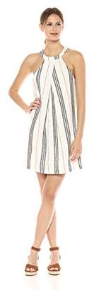 BCBGeneration Women's Pleated Front Dress