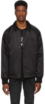 Diesel Black J-Akio Jacket