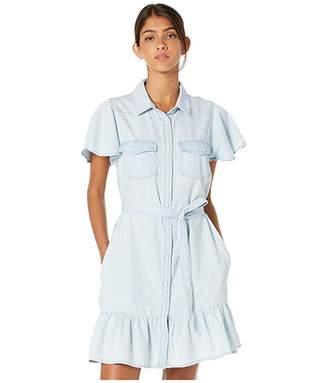 Paige Callan Dress w/ Western Pockets