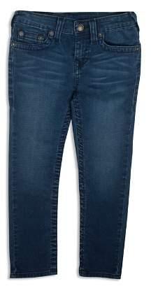 True Religion Boys' Geno French Terry Jeans - Little Kid, Big Kid