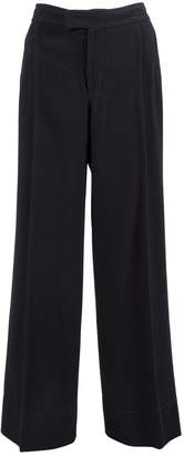 Christian Lacroix Black Wool Trousers