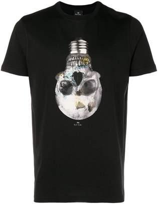 Paul Smith skull bulb print T-shirt