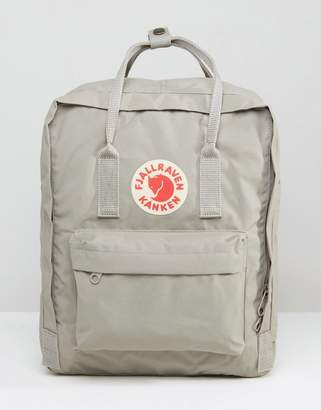 Fjallraven Kanken 16l backpack gray