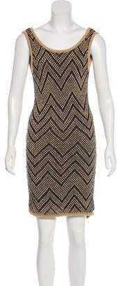 Rag & Bone Patterned Knit Dress