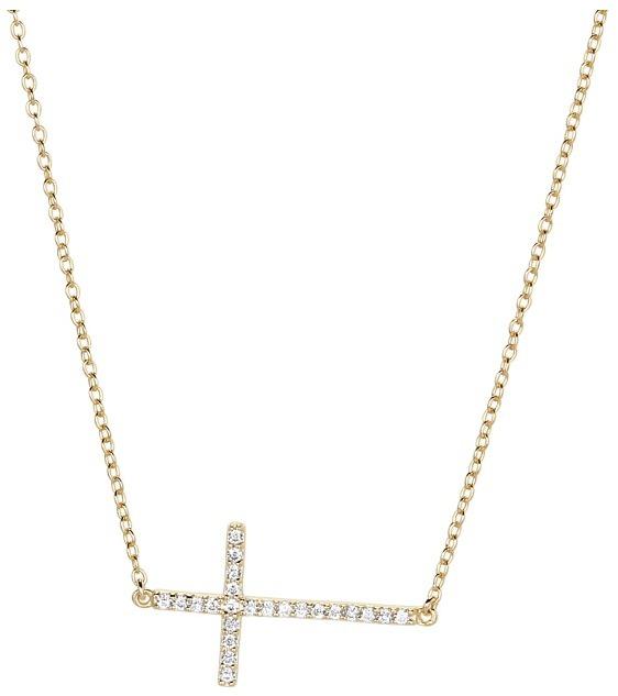 Dee Berkley Cross Necklace