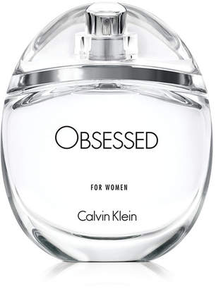 Calvin Klein Obsessed For Women Eau de Parfum Spray, 3.4 oz.