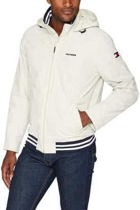 Tommy Hilfiger Men's Full Zip Regatta Jacket Sweater