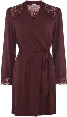 Eberjey Lila robe
