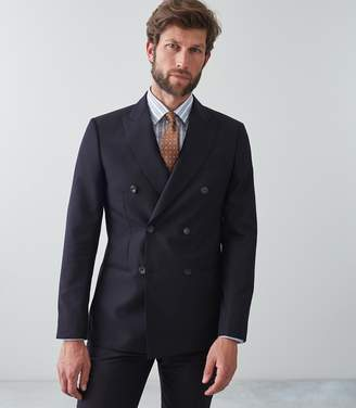 Reiss Bamburgh Double Breasted Blazer