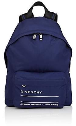 Givenchy Men s Classic Address-Tag Backpack - Blue 6251221ff30e4