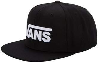 Vans Drop V Ii Snapback Cap - Black 08cca0c3e
