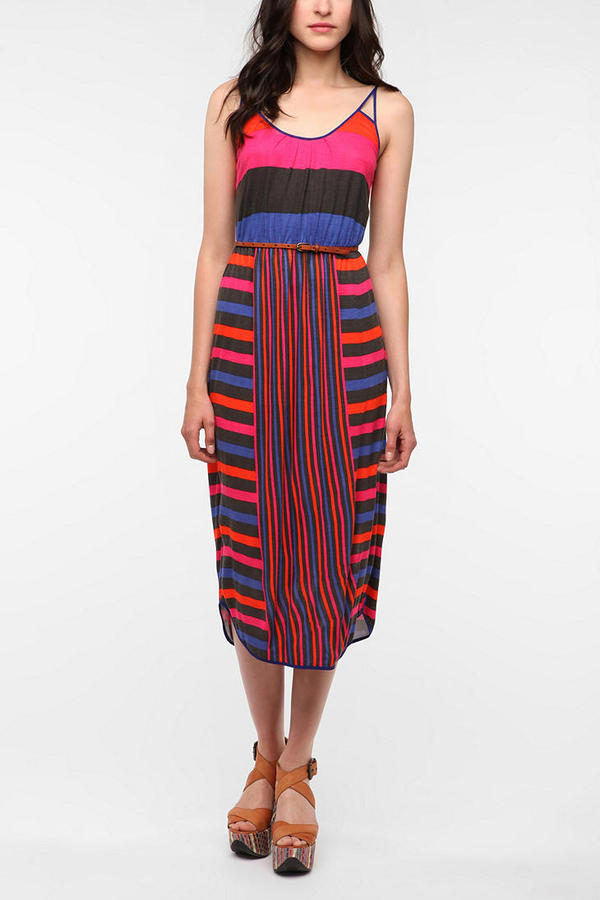 Cooperative Summer Breeze Midi Dress