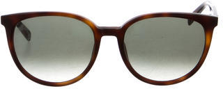 CelineCéline Mary Oversize Sunglasses
