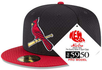 New Era St. Louis Cardinals Retro Classic Batting Practice 59FIFTY Fitted Cap