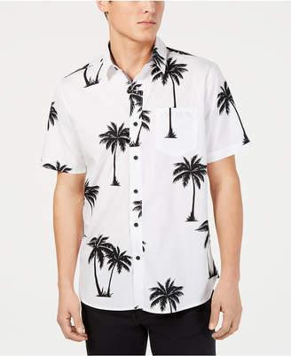 American Rag Men Palm Tree Shirt