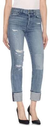 Joe's Jeans Debbie Cuff Straight Leg Jeans