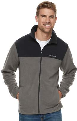 Columbia Men's Fort Spencer Stretch Fleece Jacket