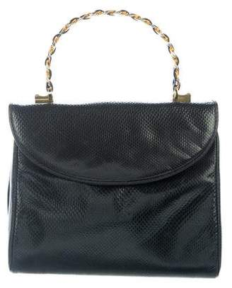 Judith Leiber Karung Top Handle Bag