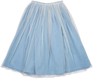 Rock Your Baby Blue Tulle Skirt