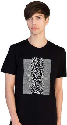 Pulsar Strand Clothing Used by Joy Division for Unknown Pleasures Album T Shirt: Minimal T-Shirt (XXL, )
