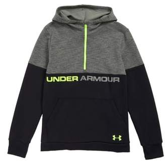 Under Armour Quarter Zip Hoodie