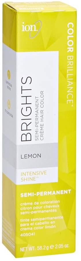 Ion Lemon Semi Permanent Hair Color