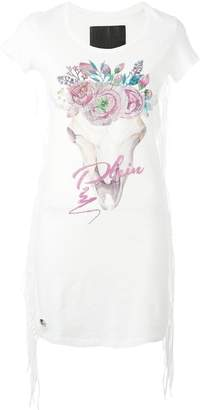 Philipp Plein Dumfries T-shirt dress