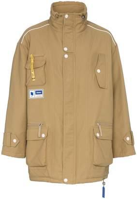 Ader Error utility pocket oversized jacket