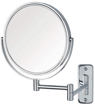 JERDON 8x Magnification Wall Mount Mirror