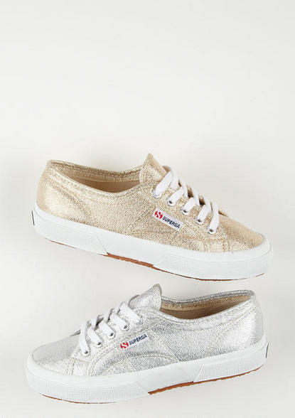 Superga Glitter Sneaker