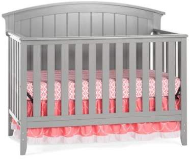Child Craft Child CraftTM Delaney 4-in-1 Convertible Crib in Cool Grey