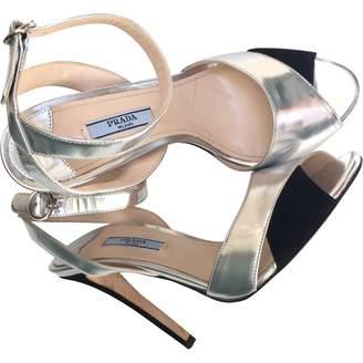 Prada Leather heels