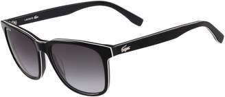 Lacoste Unisex Multilayer Pique Sunglasses