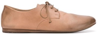 Marsèll almond toe lace-up shoes