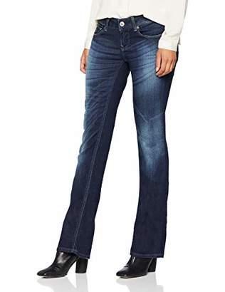 G Star G-Star Women's 3301 Bootcut Jeans, Blau (dk aged 89), 27W x 34L