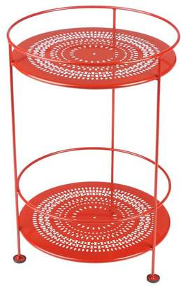 Pottery Barn Fermob Guinguette Side Table