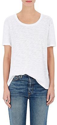 ATM Anthony Thomas Melillo Women's Cotton Boyfriend T-Shirt $95 thestylecure.com