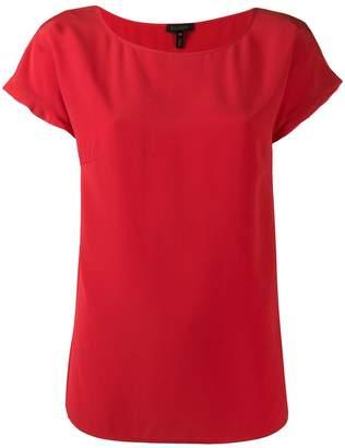 Escada shortsleeved blouse