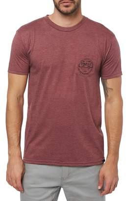 O'Neill Record Graphic Pocket T-Shirt