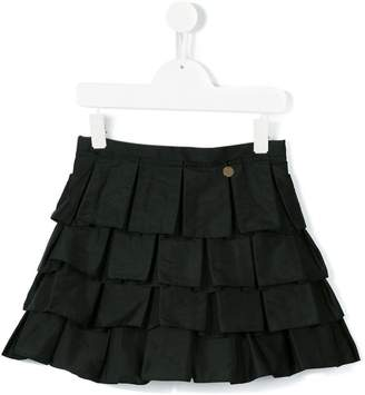 Lanvin Enfant ra-ra skirt