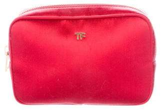 Tom Ford Satin Cosmetic Bag w/ Tags