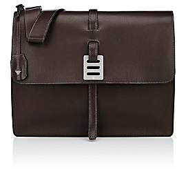 Fontana Milano 1915 Men's Messenger Bag-Dk. brown
