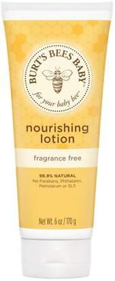 Burt's Bees Baby Nourishing Lotion - Fragrance Free