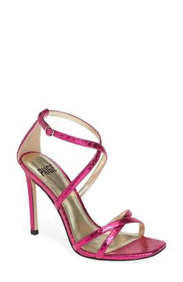 Paige Vera Genuine Snakeskin Sandal