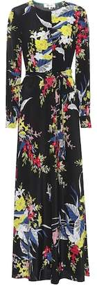 Diane von Furstenberg Printed silk maxi dress
